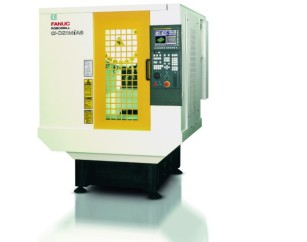 FANUC ROBODRILL - a cost cutting, high speed milling, drilling and tapping machine